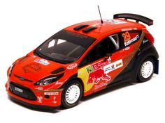 70329 Ford Fiesta S2000 Rally Portugal 2010