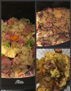 Foodblog van Justrita: koolhydraatarme zuurkoolschotel (ook vega versie)