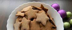 Kuchnia bez glutenu: Bardzo kruche pierniczki (bezglutenowe)