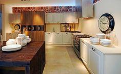cozinha - kitchen by S.C.A. cozinha retrô - showroom