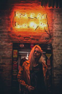 Pyper America for Christian Benner Neon Photography, Cinematic Photography, Fashion Photography Poses, Vintage Photography, Portrait Photography, Cute Girl Photo, Photos Tumblr, Nocturne, Models