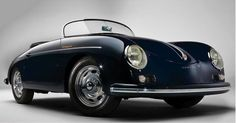 1958 Porsche 356A Speedster. Just a damn sexy car.