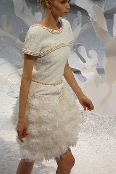 Chanel - Spring/Summer 2012 Ready-To-Wear - PFW