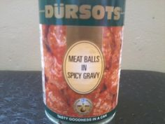 Yummy meatballs in sauce!