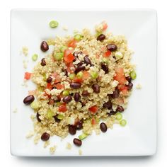 Eat this yummy, protein-packed vegetarian meal when you need to feel your best! Energy-Revving Quinoa Recipe | health.com
