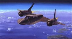 art print of SR 71 black bird | Kamchatka, December 15, 1976. At 80,000ft Rich Grahams SR-71 Blackbird ...