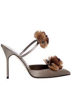 Manolo Blahnik - Shoes - 2011 Fall-Winter