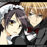 Kaichou wa maid sama by ViChaN91312