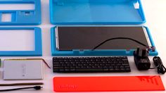 Der Pi-Top ist ein günstiger Notebook-Bausatz, der auf einem Raspberry-Pi-Minirechner basiert. Besonders leistungsstark ist er nicht, dafür hat er andere Qualitäten.