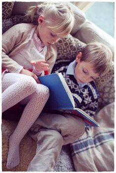 Reading together   | Photography: Kalastajan vaimo |