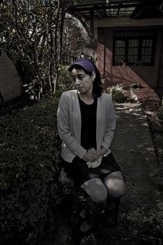 La profunda tristeza de la señora Magaly se me ha clavado en mi conciencia..
