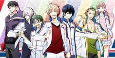 L'anime Prince of Stride Alternative, en Simulcast VOSTFR |