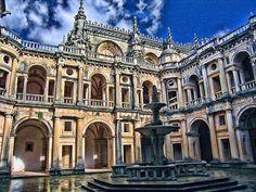 Christ Convent, Tomar - Portugal