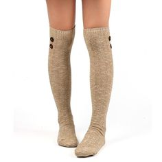 Fheaven Women Long Warm Cotton Blend Socks Over Knee High Sock * This is an Amazon Affiliate link. You can get more details by clicking on the image.
