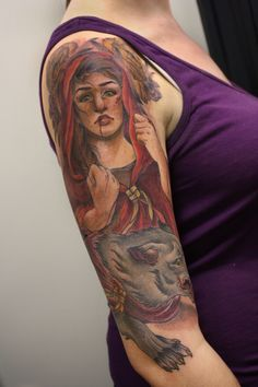 10 Female Tattoo Artists Proving Ink Is Way More Than a Man's Game