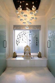 prayer room and mandir design & prayer room and mandir ideas online - TFOD