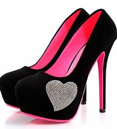 high heels these remind me of mz. Mickie Monroe!