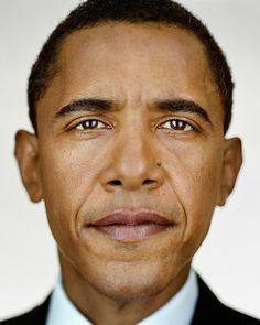 Martin Schoeller | Barack Obama (2004) | Available for Sale | Artsy