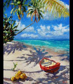 Key West artwork
