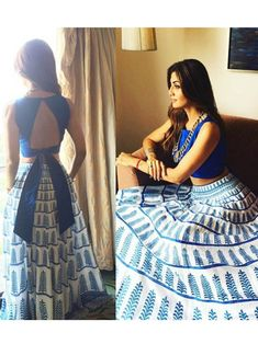 Blue+Color+Designer+Latest+Digital+Print+Party+wear+Lehenga+Choli+for+Women