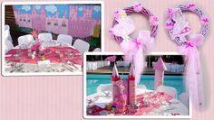 Come ho decorato l' ambiente per il batesimo della piccola Katerina  /  Stolismos gia vaptisi ston Marathona Cake, Desserts, Food, Environment, Tailgate Desserts, Deserts, Kuchen, Essen, Postres