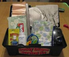 more daddy survival kits