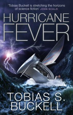 Hurricane Fever | Tobias S. Buckell | When former spy Roo Jones receives an unexpected package from a dead friend, he's yanked out of a comfortable retirement and is suddenly embroiled in a global conspiracy involving a weapon that could change the face of the world forever.