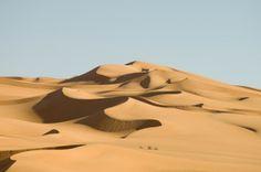 Erg Awbari, Sahara desert, Fezzan, Libya  Artist: Sergio Pitamitz