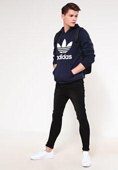 adidas Originals - Bluza z kapturem - legink