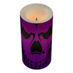 #Wicked Halloween Flameless Candle - #Halloween #happyhalloween #festival #party #holiday