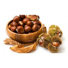 Check out more on why we love our Chinese Chestnut Trees. Chestnut Recipes, American Chestnut, Sweet Chestnut, Roasted Chestnuts, Cooking Chestnuts, Fast Growing Trees, Fall Fruits, Cooking Ingredients, Tea Tree Essential Oil