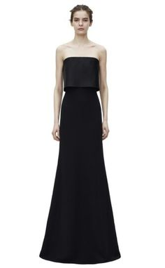 Here is another one from Victoria Beckham but it's Black