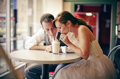 boy, cafe, couple, couples, cute, food