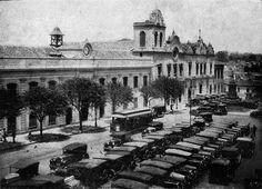Largo São Francisco em 1929 (www.saopauloantiga.com.br)