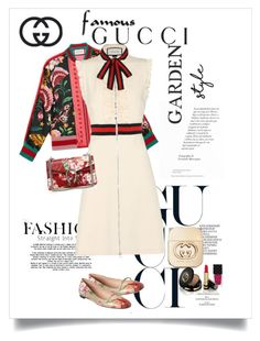 """""""Touch of elegance  the Gucci Garden Exclusive Collection: Contest Entry"""" by ellie366 ❤ liked on Polyvore featuring Gucci and gucci"""
