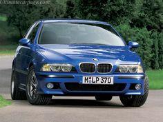 BMW E39 M5 - BMW 5 Series E39 (1995–2004)