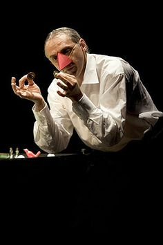 """""""Last Landscape"""" by Josef #Nadj. #Theatre-dance"""