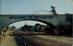 The Arch Fullerton, California