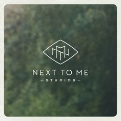 simplicity ~ Next To Me Studios ~ #LogoDesign #GraphicDesign #Inspiration