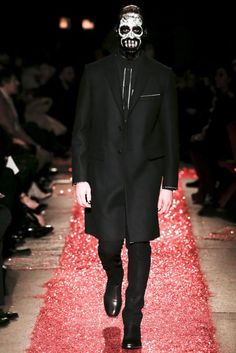 Givenchy Autumn/Winter 2015 Menswear Collection | British Vogue