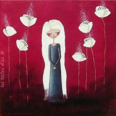 Paintings by Aziliz - ego-alterego.com