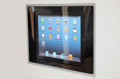 iRoom inbouw fixDock iPad
