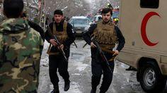 Rode Kruis legt werk neer in Afghanistan na aanslag op medewerkers | NOS