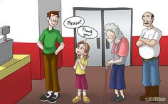 Have Good Manners - wikiHow