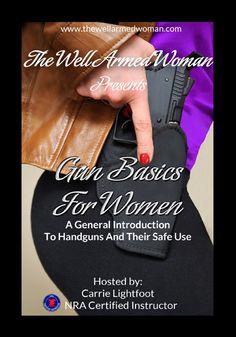 The Well Armed Woman Gun Basics Training DVD