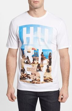 Hurley 'Kickin' It' Graphic T-Shirt available at #Nordstrom