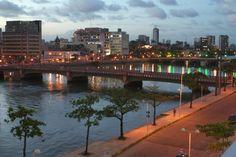 Recife (PE) - Pontes Maurício de Nassau e Buarque de Macedo   | @diegotrambaioli