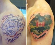 canadian military tattoos - Google Search