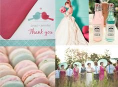 Imágenes vía Etsy, Bridal Musings, Style Unveiled, Society Bride e Inspired By This