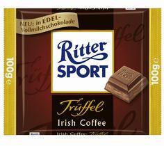 RITTER SPORT Trüffel Irish Coffee (2005)